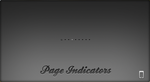 Metal Page Indicators by MattiasEkstrom