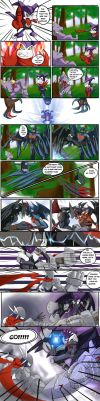 DigimonBattle Webcomic 1 by Asteban
