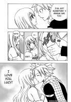 Fairy Tail Chapter 545 - True Nalu Ending! by SabZac
