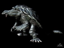 zGAMERA alternate view by dopepope