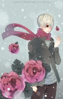 Winter Roses by chuwenjie