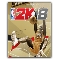 NBA 2K18 v2 by Mugiwara40k