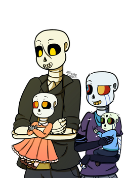 Family Outing by Miiv12