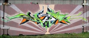 DST Yellow-Green by Wator