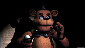 Freddy on Stage by GamesProduction