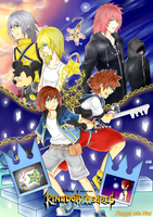 Kingdom Hearts: Forget Me Not by manga1357