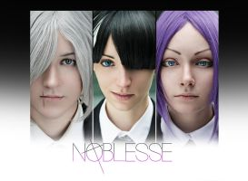 Noblesse by Captain---America