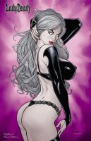 Lady Death: Killers #1 Tease Edition by Ric1975