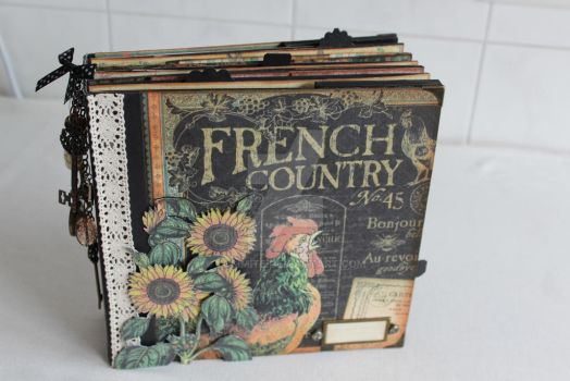 French Country, Handmade Albums by yosimite