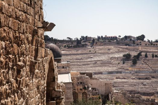 Mount of Olives by Lad2-0