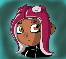 Agent 8 by Skaicat