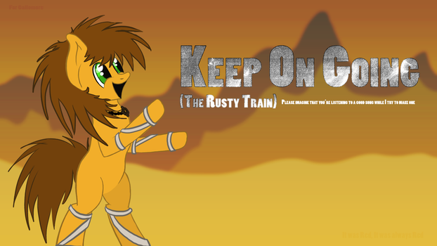 Keep On Going by J-Rusty