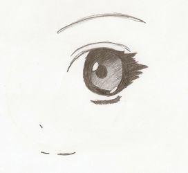 New Eye Style by Green-Chaos