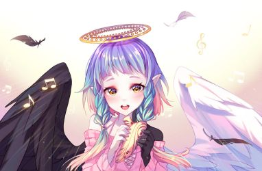 [+Video] Commission - Pure Soul by Hyanna-Natsu