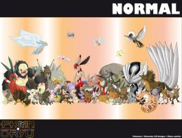 Oryu wall: Normal type by shinyscyther