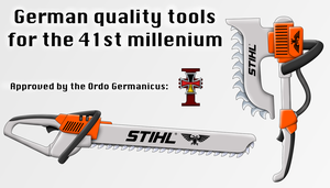 STIHL Chainweapons by Empyronaut