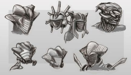 concept Helmet F by Voliage