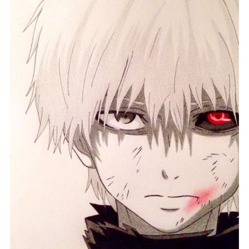 Kaneki  by Belfi93
