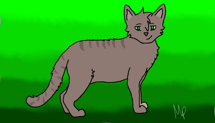 Jake +Art Trade+ by Warrior-Cats-Girl14
