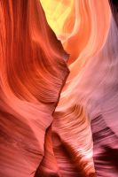 Lower Antelope Canyon 9 HDR by AaronPlotkinPhoto
