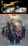New Series Target Covers: Rose by ChristaMactire