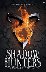 Shadowhunters - Book Cover by sandypawsteps