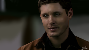 Dean Winchester by Rousetta