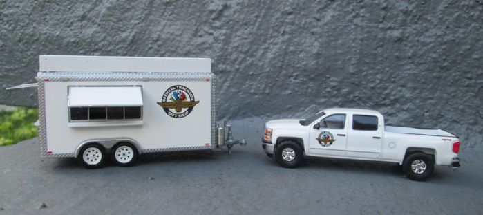 2015 Chevy Silverado and Concession Trailer by ReptileMan27