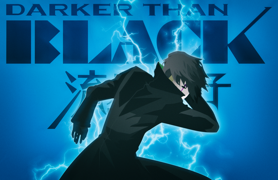 Darker Than Black [Poster] by PlushGiant