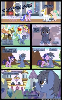A Princess' Tears - Part 1 by MLP-Silver-Quill