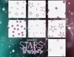+Stars Brushes by ISatQuietly