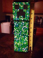10 Inches of CREEPY! 3D Creeper 4 by xXXxNightShadexXXx