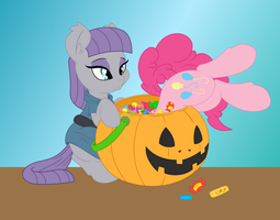 Trick or Treat by MidnightBlitzz