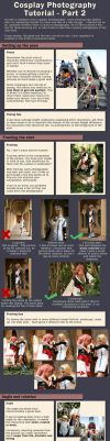 Cosplay Photography Tutorial 2 by Risachantag