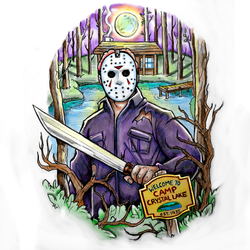 Jason Friday The 13th by NickUnlimited