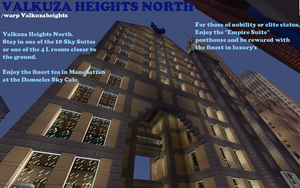 Valkuza Heights North by Gwentari