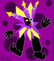 Dimentio Master of Dimensions by SkoolCool