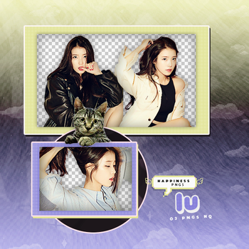 231|IU|Png pack|#06| by happinesspngs