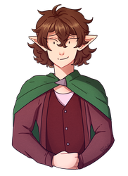 Frodo by Friwil