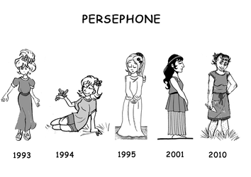 Evolution: Persephone by A-gnosis