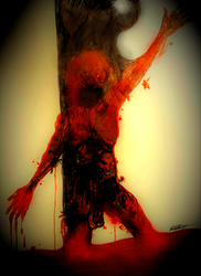 (Swimming in) Suicide Bloody Suicide by JOHNNYFB