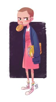 Eleven by fydraws