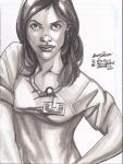 Claire Temple for LUKE CAGE 2 [w / VIDEO] by AJthe90skid
