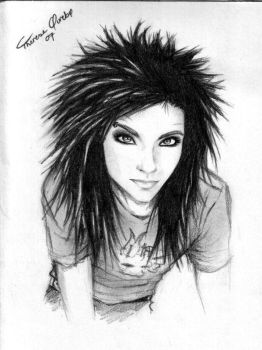 Bill Kaulitz by devianiac