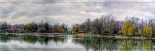 Panorama Parcul 23 august... by Iulian-dA-gallery