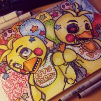 Toy Chica by Kati-Fa