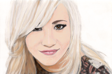 Pixie Lott Coloured by esayelemay