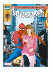 Me and Spiderman by ImHappy4ever