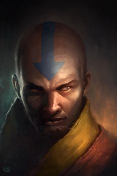 Aang by Rob-Joseph