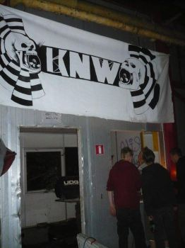 KNW party deco by DI-N